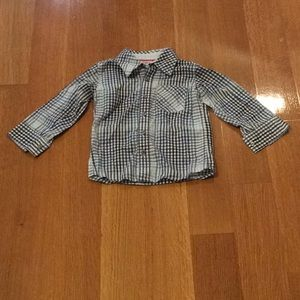 Levi's- Botton Down T-Shirt Size 3T
